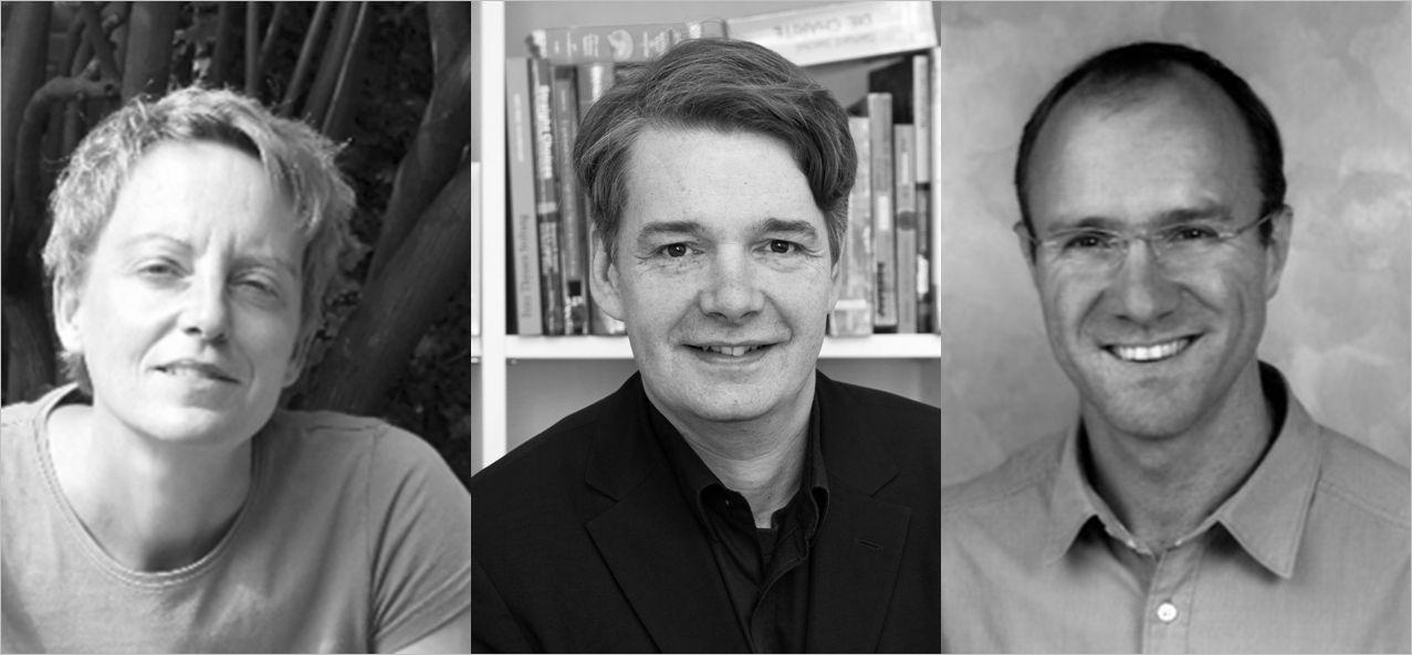 <b>Silke Anders</b>, Prof. John-Dylan Haynes und Dr. Thomas Ethofer - Prof-Silke-Anders-Prof-John-Dylan-Haynes-und-Dr-Thomas-Ethofer